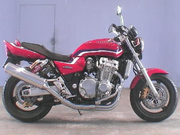 2002 Honda CB1300 Super Four