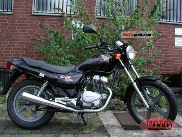 1997 Honda CB250 Two Fifty