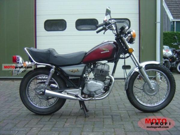 1982 Honda CB650RC (reduced effect)