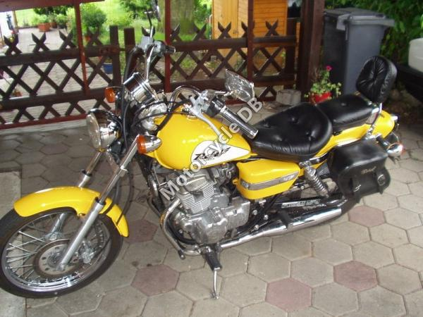 Honda CB650RC (reduced effect)