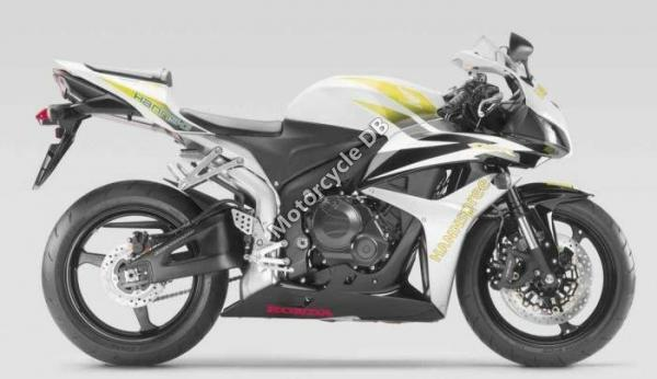 Honda CBR600RR HANNspree Ten Kate Replica