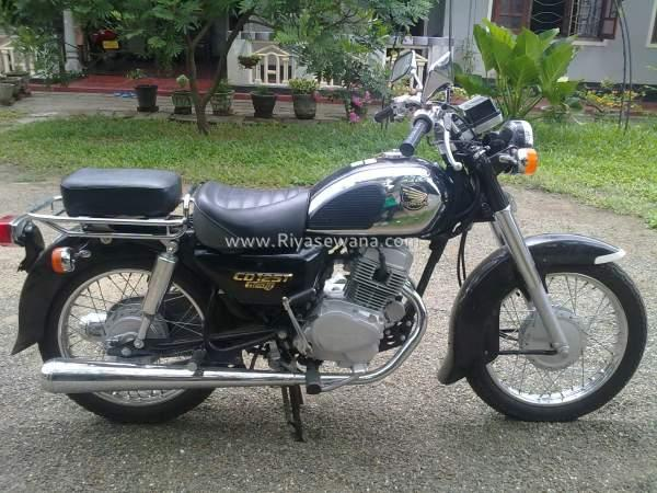 Honda CD125T Benly