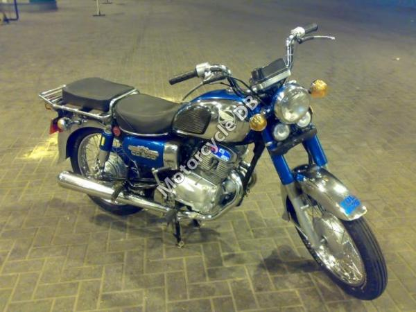 1981 Honda CD200 Road Master