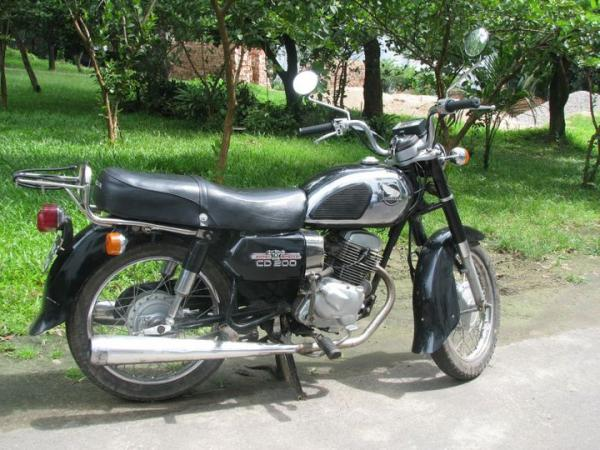 1980 Honda CD200 Twin Benly