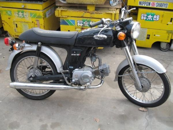 Honda CD50 Benly