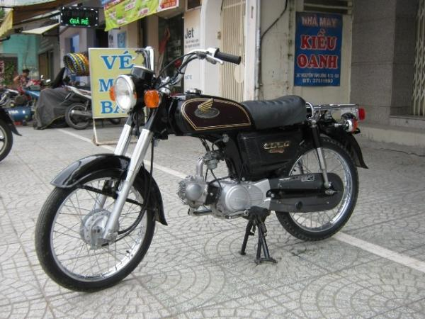2002 Honda CD50 Benly