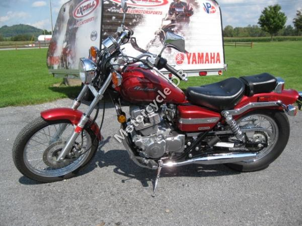 2004 Honda CMX250 Rebel