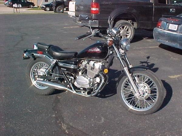 2005 Honda CMX250 Rebel