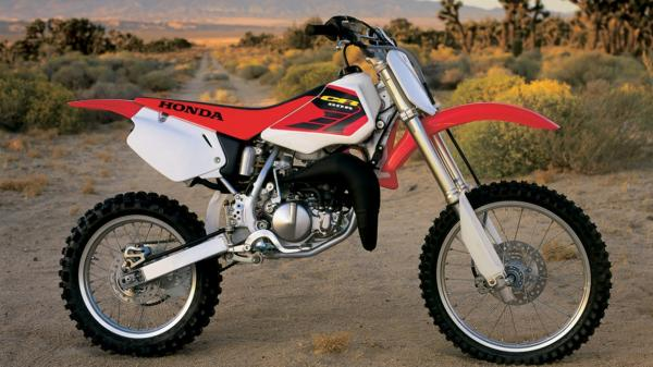 2002 Honda CR80RB Expert