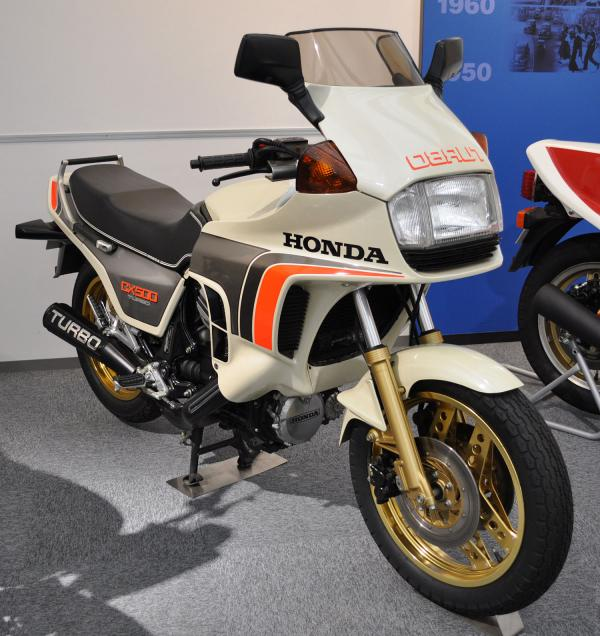 1981 Honda CX500 Turbo
