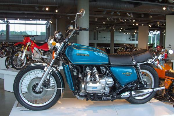 1980 Honda GL1000 Gold Wing