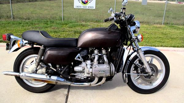 1981 Honda GL1000 Gold Wing