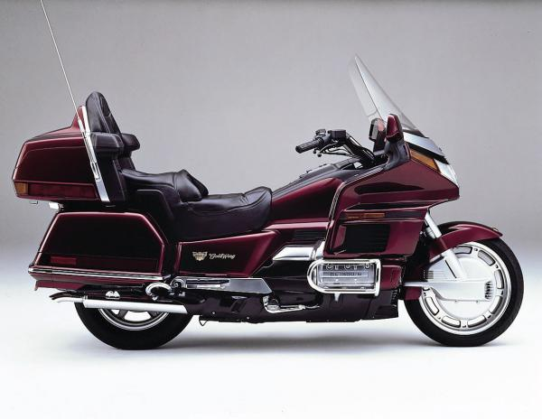 1989 Honda GL1500/6 Gold Wing