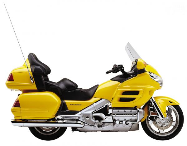 2001 Honda GL1800 Gold Wing