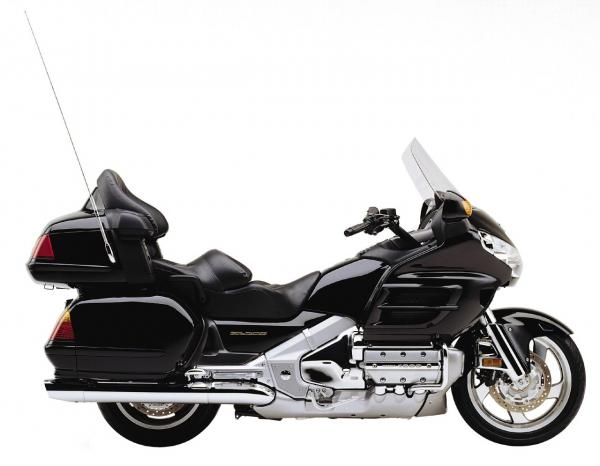 2002 Honda GL1800 Gold Wing