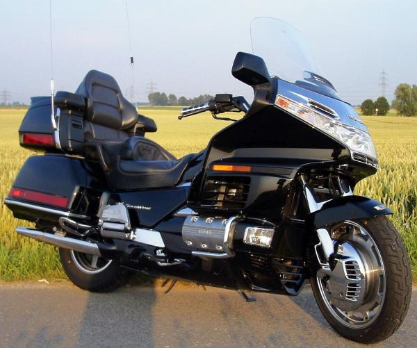 2003 Honda GL1800 Gold Wing