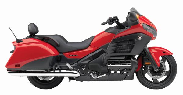 2012 Honda GL1800 Gold Wing Deluxe