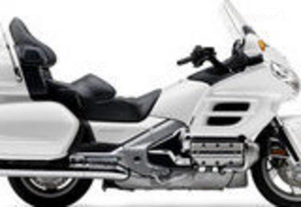 2006 Honda Gold Wing Audio/Comfort