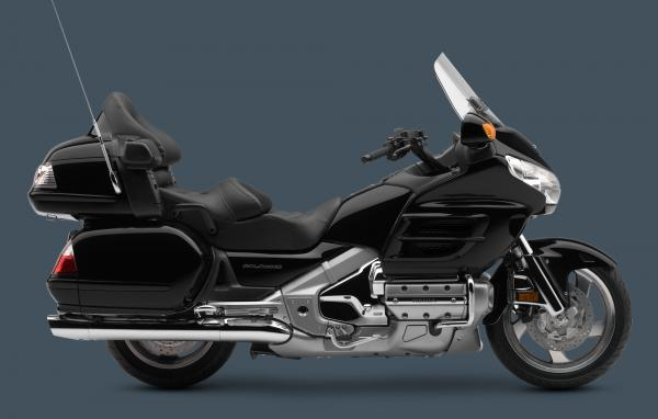 2010 Honda Gold Wing Audio Comfort