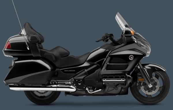 Honda Gold Wing Audio/Comfort/Navi