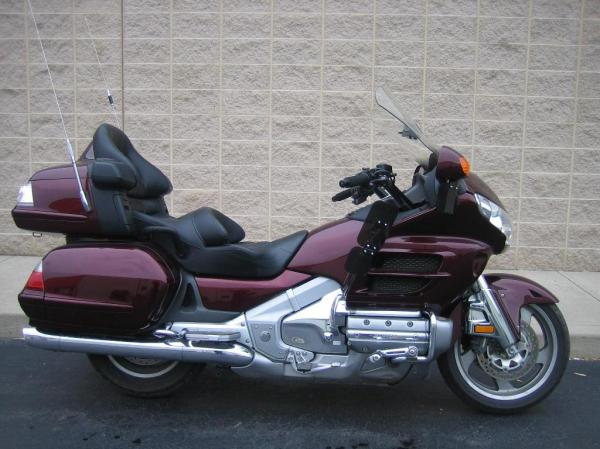 2006 Honda Gold Wing Audio/Comfort/Navi/ABS