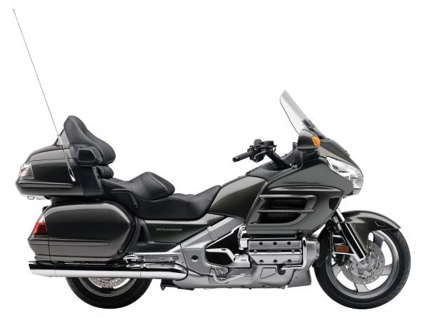 2009 Honda Gold Wing Audio/Comfort/Navi/XM