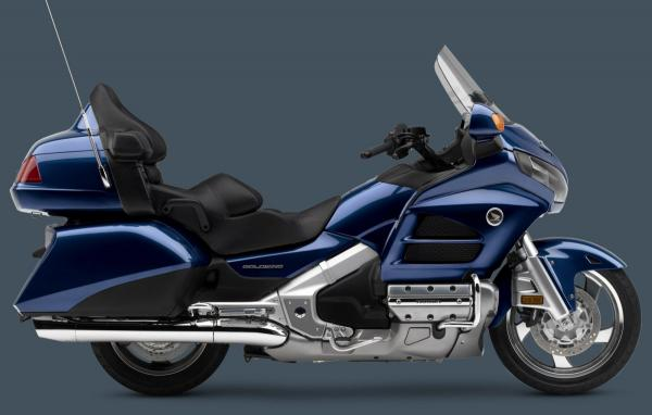Honda Gold Wing Audio/Comfort/Navi/XM/ABS