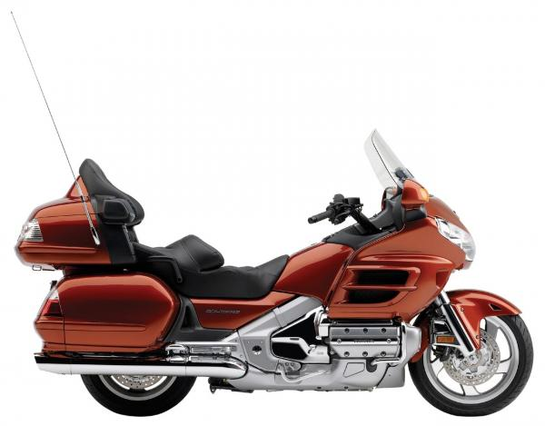 2007 Honda Gold Wing Premium Audio