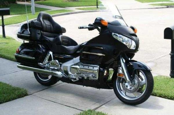 2008 Honda Gold Wing Premium Audio