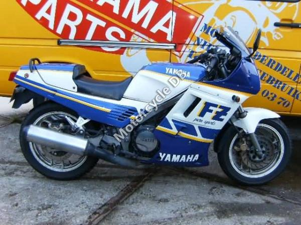 1991 Honda NTV650 Revere (reduced effect)