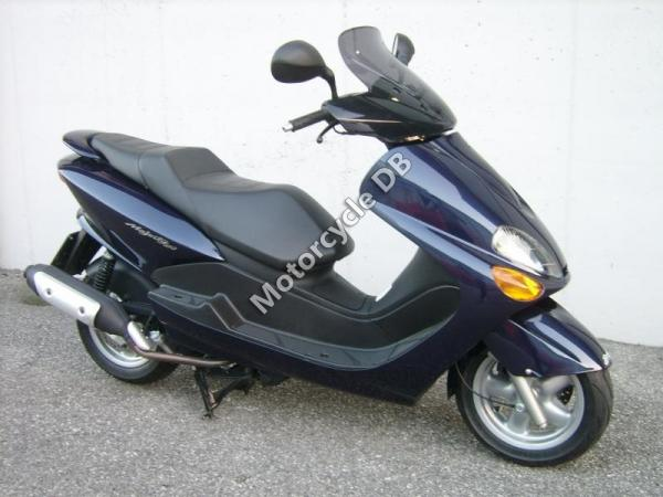 2002 Honda Pantheon 150