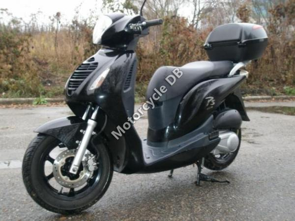 Honda PS150i Sporty
