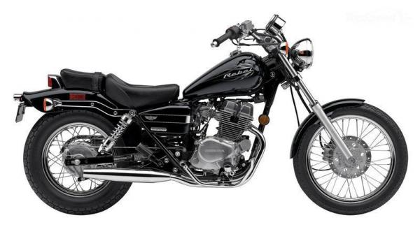 2011 Honda Rebel