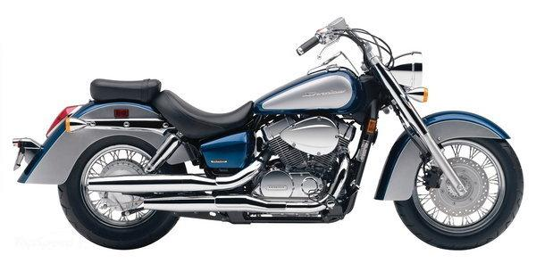 2009 Honda Shadow Aero