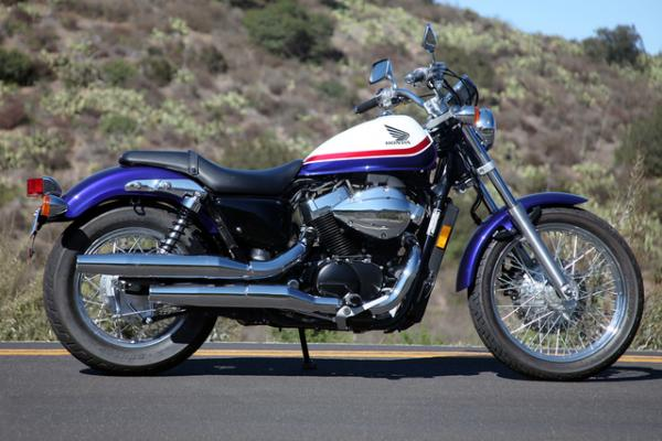 Honda Shadow RS 2011 #1