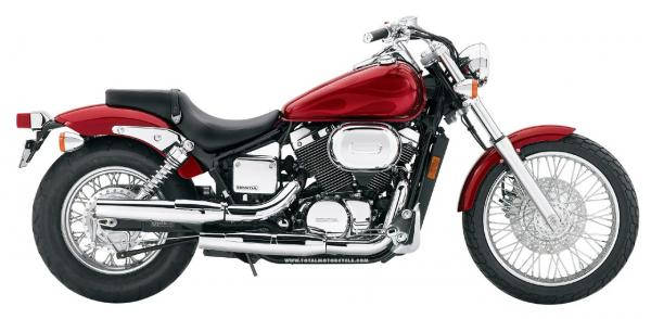 Honda Shadow Spirit 2006 #1