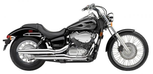 Honda Shadow Spirit 750 #1