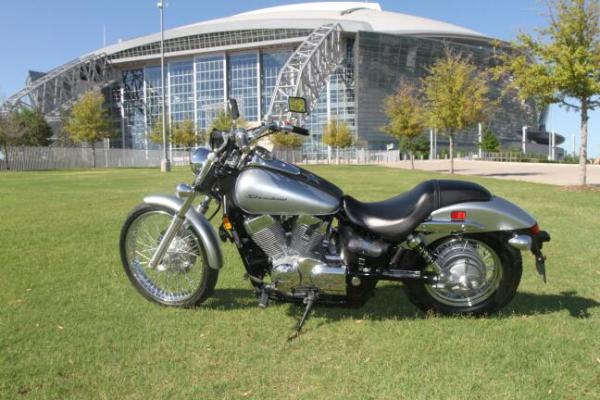 2008 Honda Shadow Spirit 750