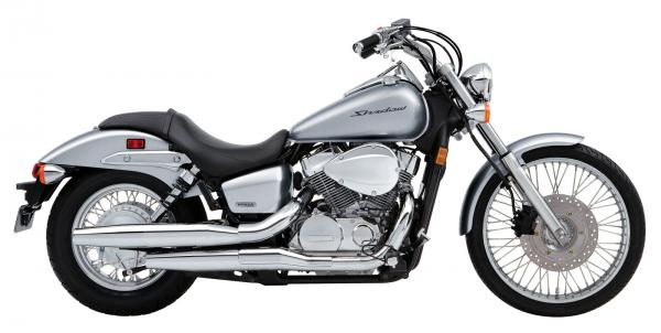 2007 Honda Shadow Spirit 750 (VT750C2)