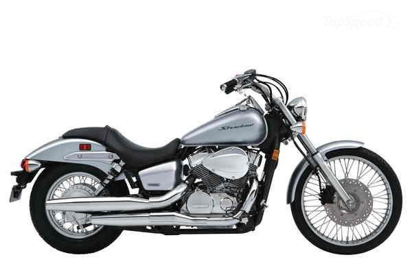 2008 Honda Shadow Spirit 750 (VT750C2)