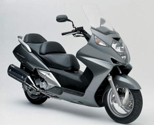 2007 Honda Silver Wing ABS