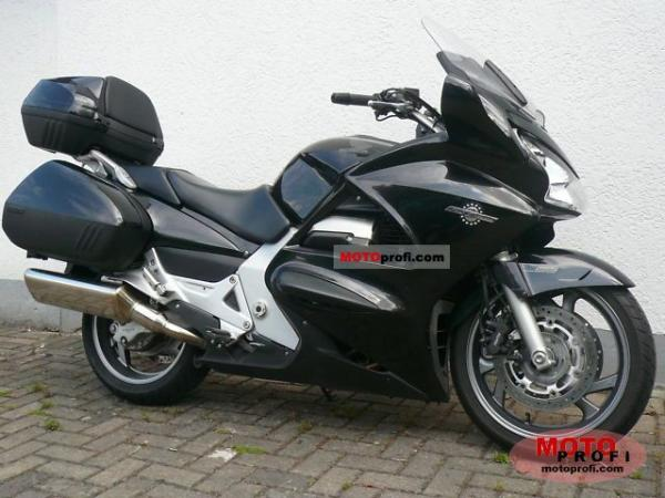 2009 Honda ST1300 Pan-European