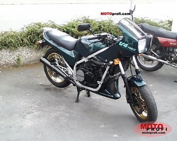 1986 Honda VF750F (reduced effect)