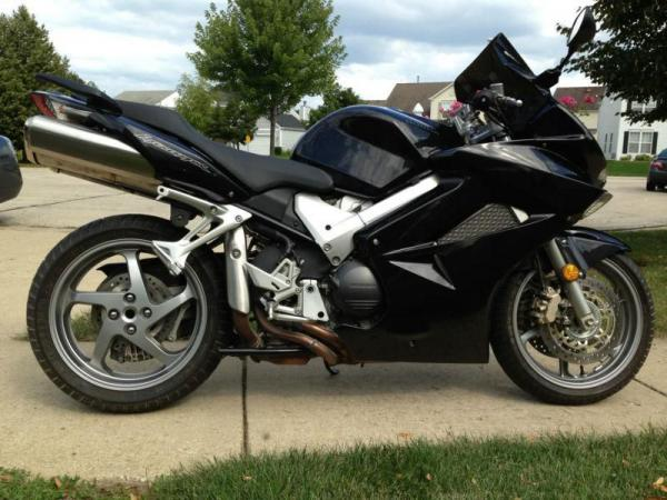 2006 Honda VFR800 Interceptor