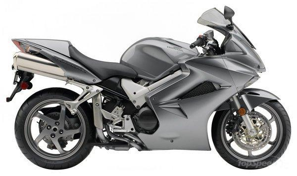 2008 Honda VFR800 Interceptor