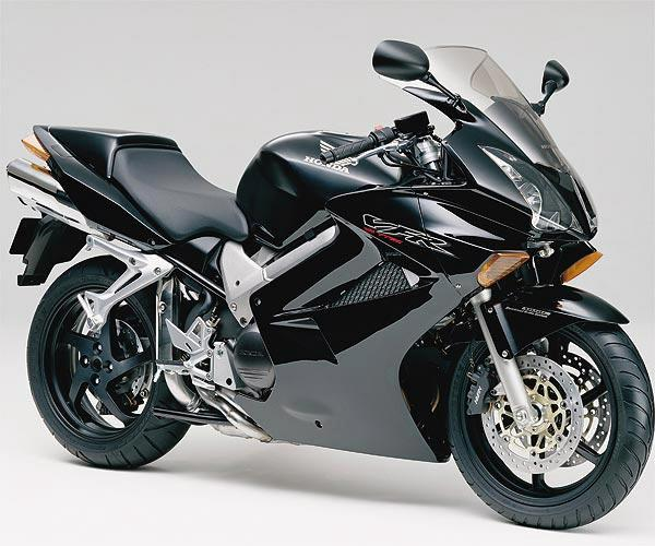 Honda VFR800FI Interceptor ABS