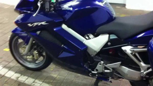 2004 Honda VFR800FI Interceptor ABS