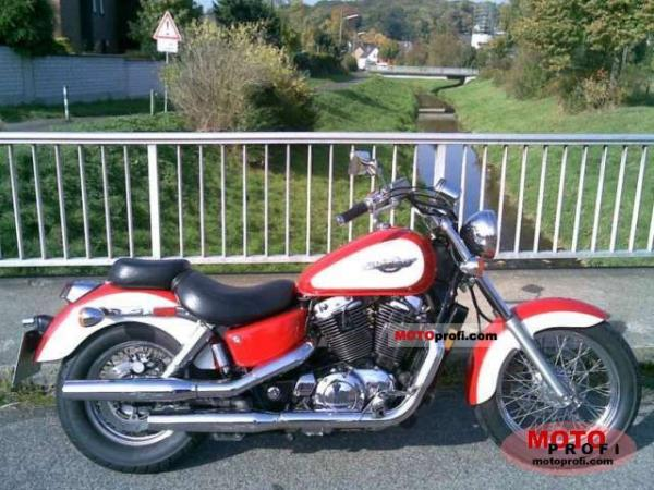1996 Honda VT1100C2 Shadow ACE
