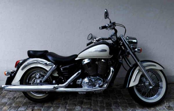 1999 Honda VT1100C3 Shadow