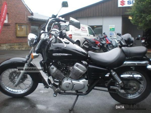 2000 Honda VT125 Shadow